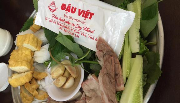 Đậu Việt - Bún Đậu Mắm Tôm