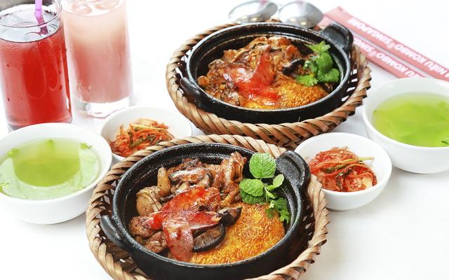 KOMBO - Cơm Niêu Singapore - Kim Đồng