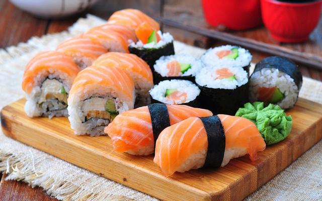 Sushi Iko - Phan Trung