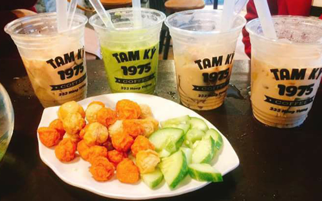Tam Kỳ 1975 - Coffee & Milk Tea - Food