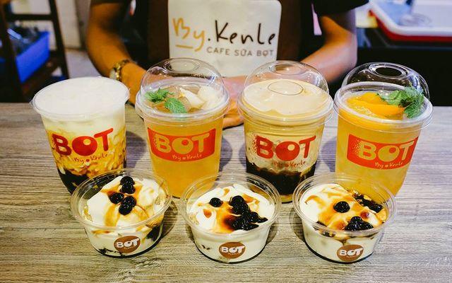 Café Ken Le - Cafe Sữa Bọt
