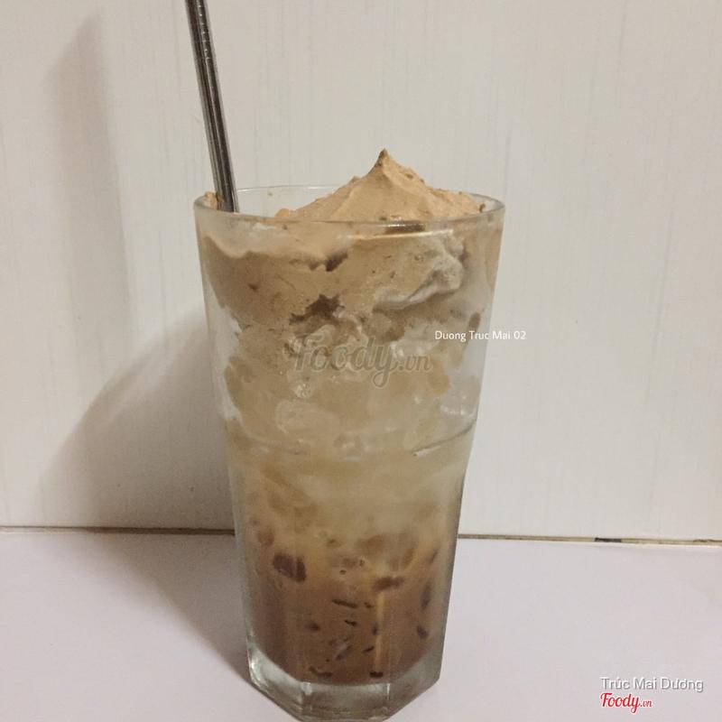 Cà phê sữa Bọt giá 1K