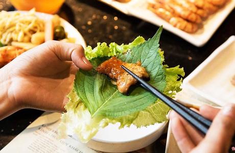 King BBQ - Vua Nướng Hàn Quốc - Nguyễn Văn Cừ