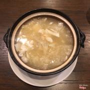 súp tuyết nhĩ thịt cua