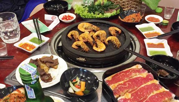 Seoul Ba Tô - Nướng Đá