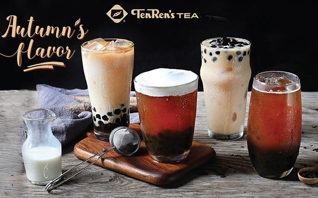 Ten Ren's Tea - Hoàng Diệu
