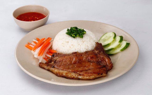 Cơm Sài Gòn - Cơm Tấm & Cơm Gà Xối Mỡ - Hoàng Văn Thụ