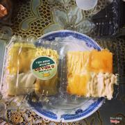 Bánh ăn không bị ngán, thơm nhưng béo vừa phải👍👌