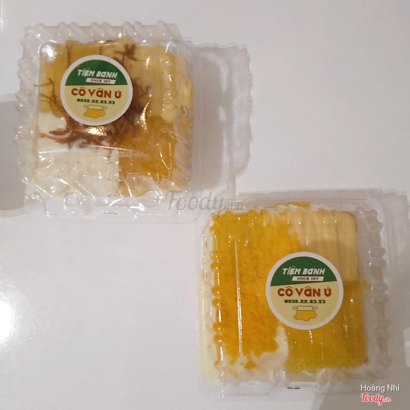 Bông Lan 3 Sốt (Mini) - Bông Lan Khô Bò (Mini)