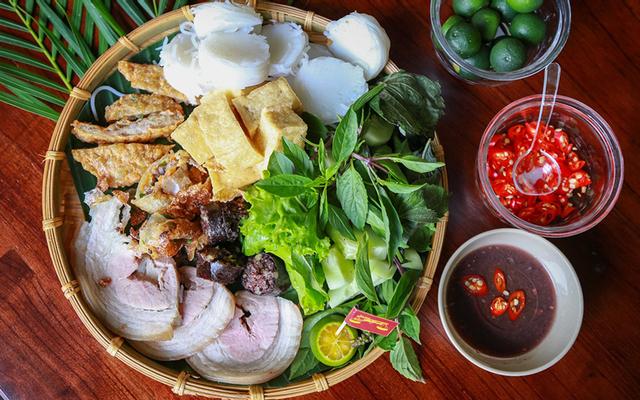 Ẩm Thực Gánh - Bún Đậu Mắm Tôm - Phan Đăng Lưu