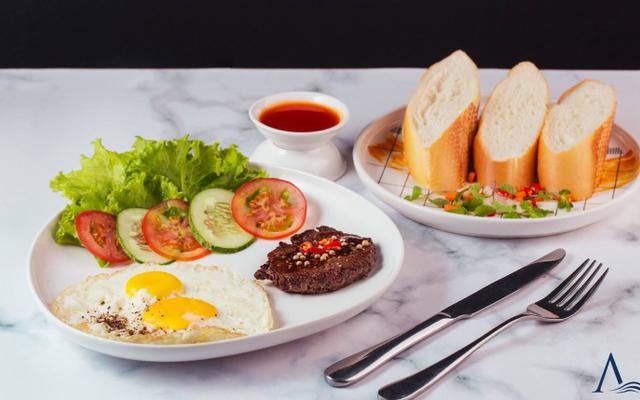 The Amania Cafe & Điểm Tâm
