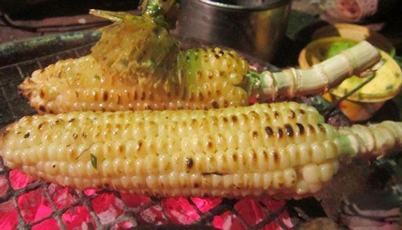 Chuối Nướng, Khoai Nướng & Bắp Nướng - Hẻm 6 Mậu Thân