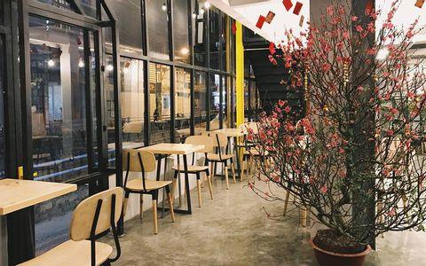 Cafe mới ĐL