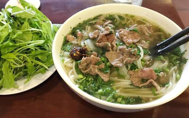 Phở & Phở Bò Kho - Cư Xá Phú Lâm A
