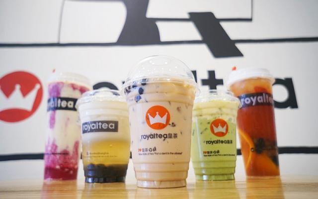 Royaltea - Trà Sữa Hồng Kông - Hưng Phú