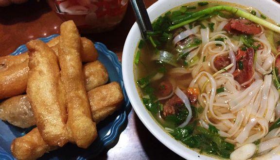 Nương - Phở Bò, Sốt Vang & Bún Chả Nướng