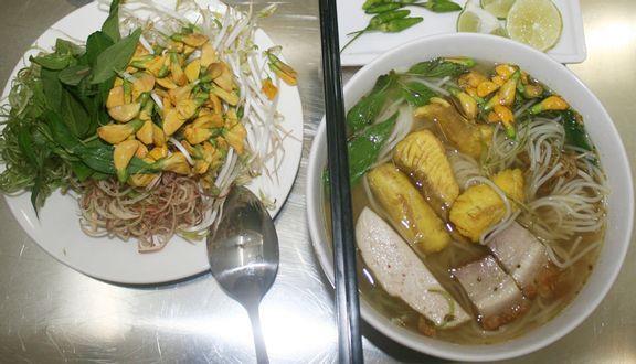Bún Cá Châu Đốc - Võ Văn Tần