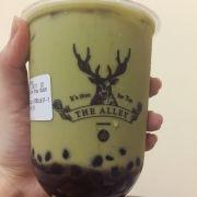 Đừng bao giờ uống trà xanh mà hãy uống sữa tươi trân châu đường đen thui! Kẻo hối hận 🙈🙈