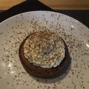 Bánh tart socola