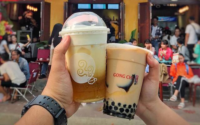 Trà Sữa Gong Cha - 貢茶 - Hội An