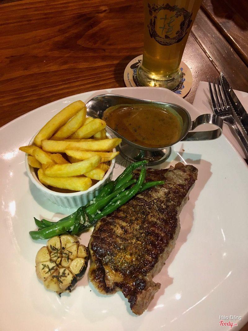Special Steak Striplone