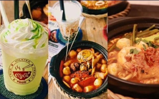 Minta - Milktea & Food