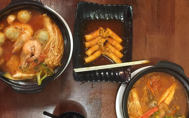 Quán Ăn Hàn Quốc - Bình Thới