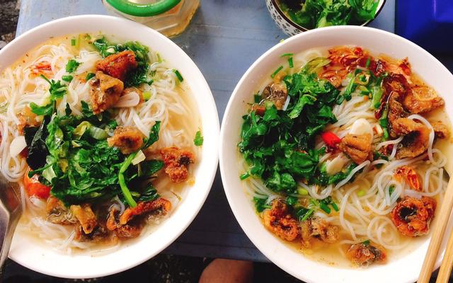 Dương Thuyền - Bún Cá Sa Tế