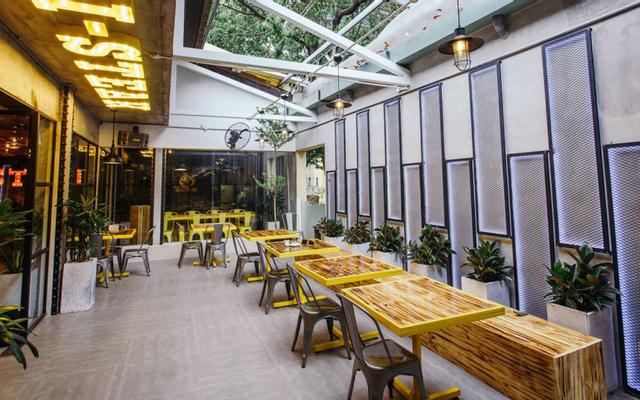 Hi-Cafe - Lê Văn Hưu