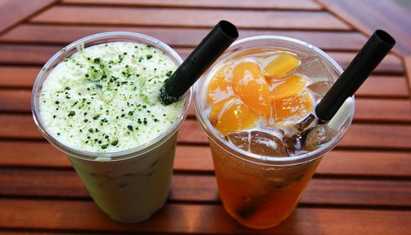 Nova - Tea And Coffee - Lê Hồng Phong