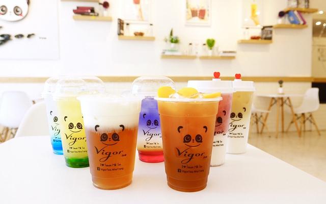 Vigor Tea - Trà Sữa Đài Loan - Hòn Chồng