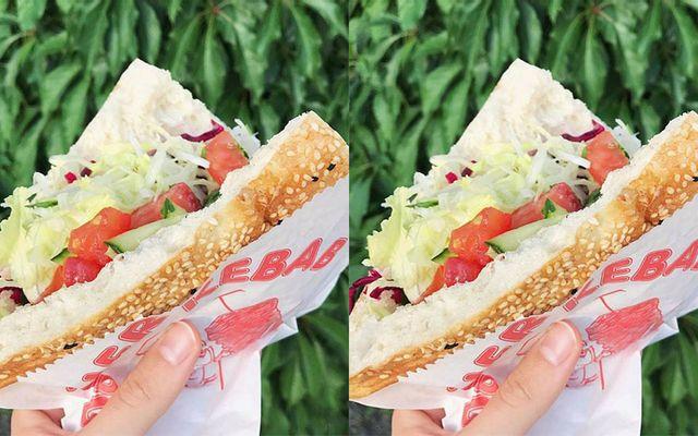 Doner Kebab - Bánh Mì Thần Thành