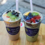 Trà sữa truyền thống + Thái xanh