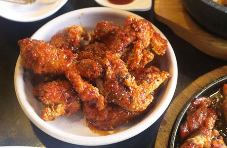 Don Chicken - Nhà Hàng Gà Nướng Hàn Quốc - Sư Vạn Hạnh