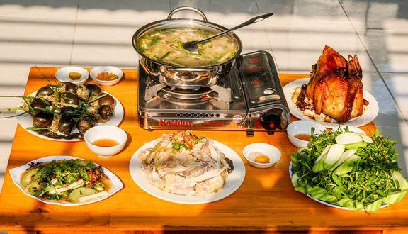 Duy Tân - Cháo Gà Ta 3 Món