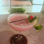 Pink Lady Mocktail ❤️❤️❤️