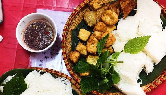 Bún Xóm Chợ - Bún Đậu, Bún Thịt Nướng & Ăn Vặt
