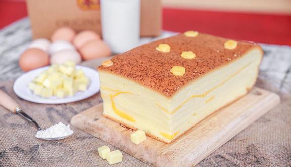Original Cake - Bánh Bông Lan Nướng Đài Loan - Hùng Vương