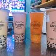 Trà xoài kem sữa - trà sữa okinawa - trà hawaii - trà sữa hokkaido