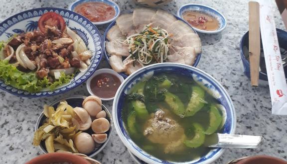 Cơm Niêu Rau Tập Tàng - Nguyễn Thái Học
