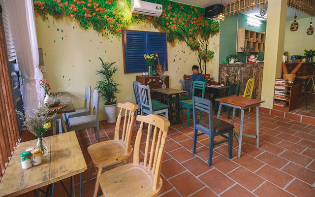 Tiệm Cà Phê - Hostel Cô Hai