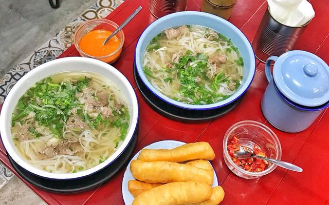 Hoa Hồng - Phở & Bún Bò Huế