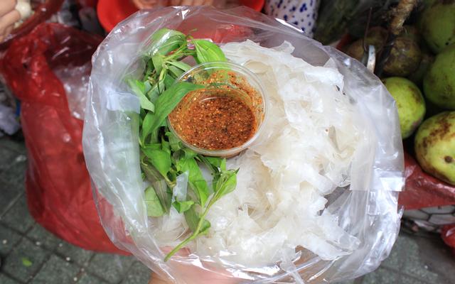 Bánh Tráng Chấm Cô Gánh - Chung Cư A4 Phan Xích Long