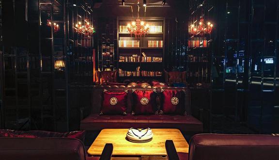 Embassy Saigon Lounge