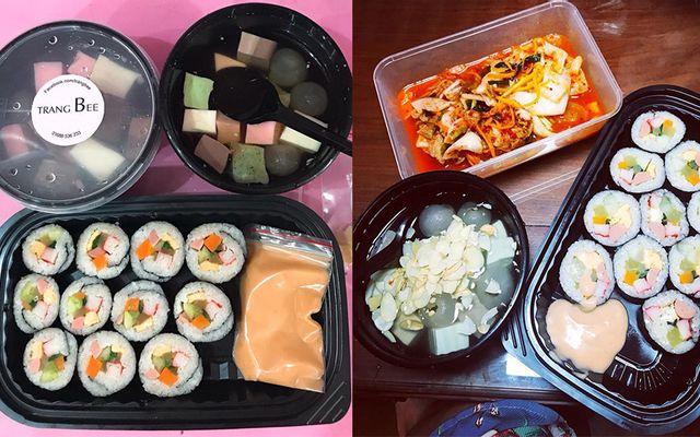 Trang Bee - Kimbap & Chè Khúc Bạch - Shop Online