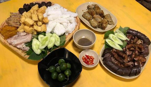 Food Factory - Bún Đậu Mắm Tôm