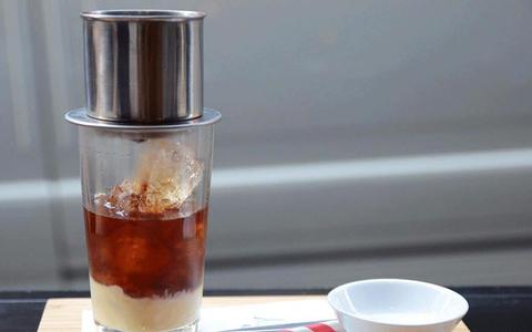 Gia Hân Coffee - Võ Liêm Sơn