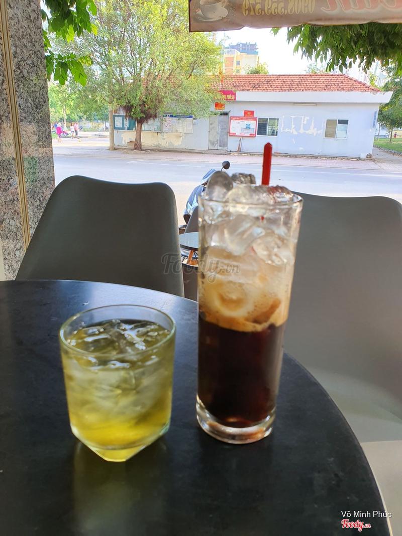 Cafe đá.