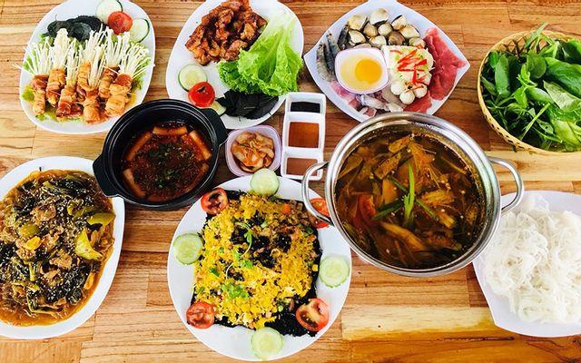Ớt BBQ - Lẩu & Nướng Hàn Quốc