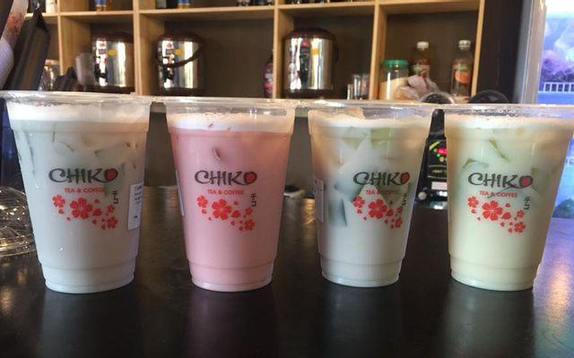 Chiko - Tea & Coffee - Giếng Đáy